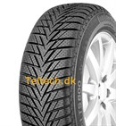 Continental WinterContact TS 800  155/60R15 TL 74T (INKL. MONTERET)